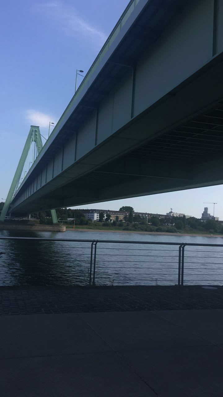 Köln Bisikletle Gelen Huzur Blog Mlog