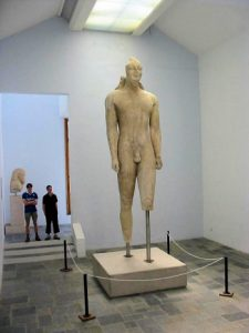 Archaeological museum Samos